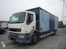 camion plateau brasseur DAF