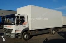 camion Mercedes 1229 L mit LBW / Saxas 7,08 m / AHK