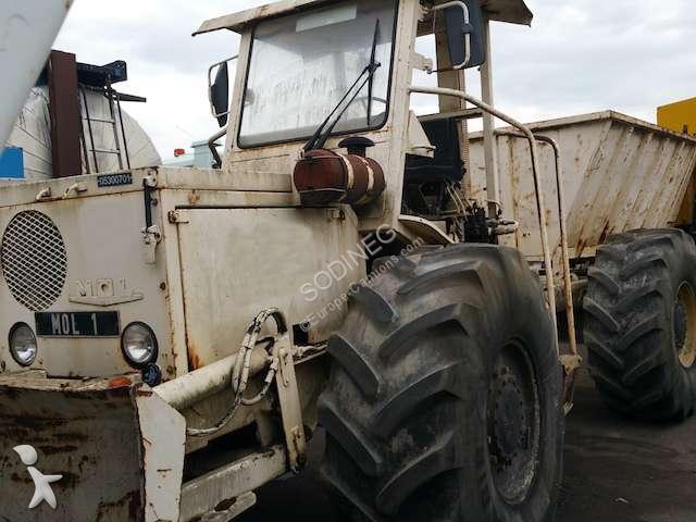 MOL Tracteur Benne truck