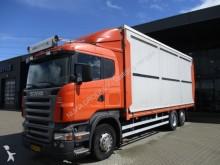 camión Scania R 420 6X2