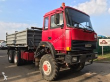 camion Iveco 260-34AHW 6x6 - V8 AIR COOLED - STEEL SPRING - S