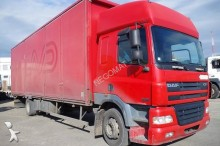 camión furgón pared rígida plegable DAF