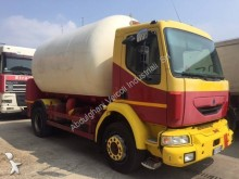 camion cisterna a gas Renault