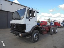 camion Mercedes SK 2220 (STEEL SUSPENSION / V6 / 6X2)