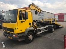 camion DAF AE55-180 MET LEPEL EN KRAAN