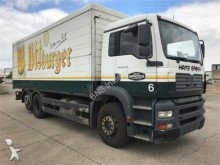camion MAN TGA 26.410 6x2 *414TKM/Retrader/Schaltgetrieb