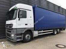 camion Mercedes Actros 2536L Edscha / LBW Euro 5 (Euro5 Klima)