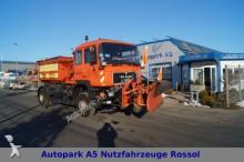 camion MAN 19.342 4x4 Abrollkipper Winterdienst Salzstre