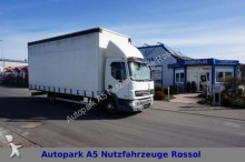 camión DAF 45 LF 180 Pritsche+Plane 3m Höhe ATM TÜV