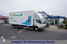 camion Mitsubishi FUSO Canter 7C15 Koffer LBW TÜV