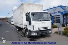 Iveco Eurocargo 80E18 Pirtsche+Plane LBW truck