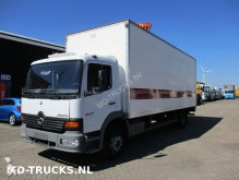 Mercedes Atego 1217 manual steel truck
