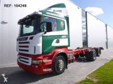 camion Scania R500 CHASSIS