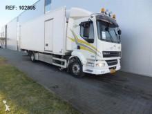 camión DAF LF55.290 BOX EURO 4 CARRIER DUTCH REGISTRATION