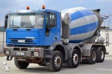 camión Iveco EuroTrakker 380 Betonmischer * 8x4!