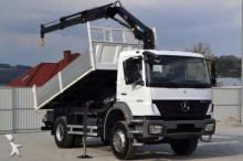 camion piattaforma Mercedes