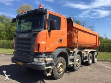 camion benne TP Scania