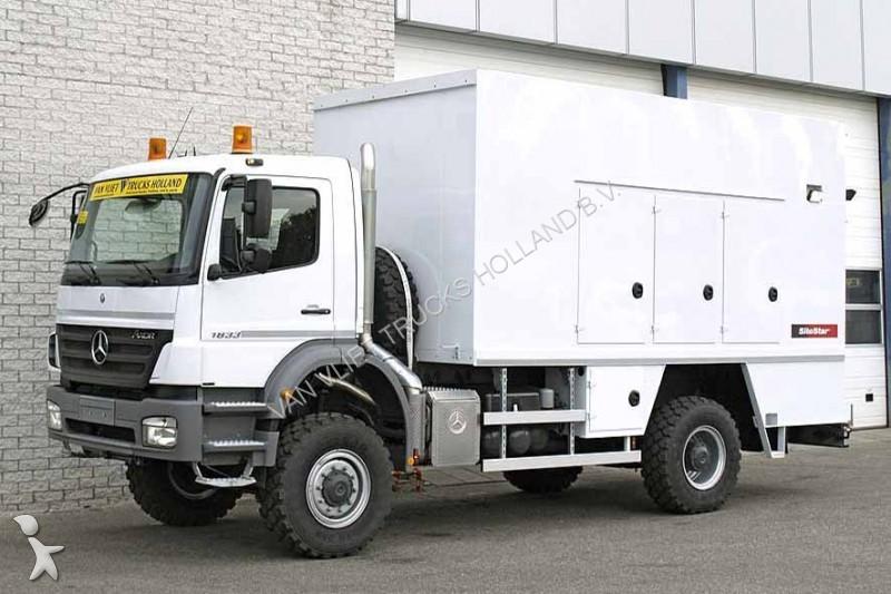 autres camions mercedes axor 1833a 4x4 gazoil neuf n 2009068. Black Bedroom Furniture Sets. Home Design Ideas