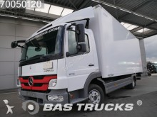 camion Mercedes Atego 816 L 4X2 Manual Ladebordwand Euro 5 Germa