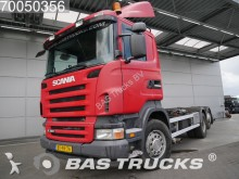 camion Scania R380 6X2 Hydraulik Liftachse 3-Pedals Euro 4 NL-