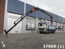 camión Mercedes Actros 4140 8x4 Palfinger 44 ton/meter Kran (Bou