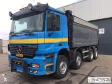 camión Mercedes Actros 4140 K 8x4 - EPS - NL Truck - Sleeper cab