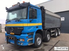 camion Mercedes Actros 4140 K 8x4 - EPS - NL Truck - Sleeper cab