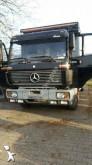 camion fourgon brasseur Mercedes