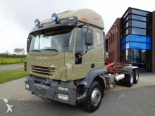 camión Iveco Trakker 480 / 6x4 / Manual / Full Steel