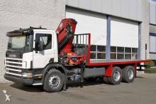 camión Scania 124 CB