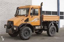 camion piattaforma Unimog
