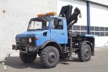 camión caja abierta Unimog