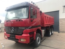 camion Mercedes Actros 3340 6x6 - Full Steel - Manual - Airco