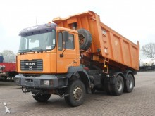 camion MAN 40.414 6X6 HEAVY DUTY