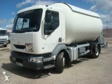 camión cisterna de gas Renault