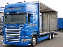 camión Scania R-500* Topline* Euro 5* Retarder* Schalter*Alu*