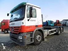 camion Mercedes ACTROS2541-RETARDER-3PEDALE-AN TACHO