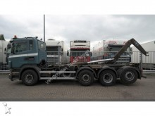 camion Scania R420 8x2 MANUAL GEARBOX WITH VDL 30T HOOKARMSYST