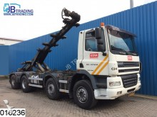 camion Ginaf X 4241 S 8x4, Translift TL 28.70, Airco, Steel s