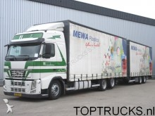 camión lonas deslizantes (PLFD) usado