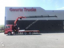 camion MAN TGS 26 400 6X2 + PALFINGER PK 50002 D + BODY FOR