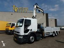camion Renault 320 dCi + MANUAL + remote controller crane+ PTO
