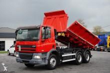 camión DAF CF / 85.460 / E 5 / 6 X 4 / WYWROTKA MEILLER