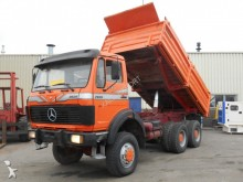camion Mercedes 2636 Kipper 6x6 V10 Top Condition
