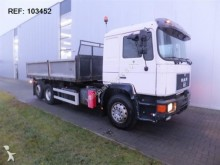 camion MAN 26.422 4X2+1 MANUAL HUB REDUCTION