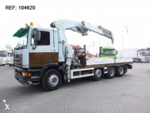 camion DAF XF95.360 MANUAL WITH EFFER 45FP