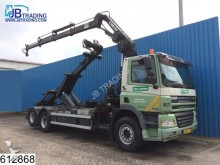 camion DAF 85 CF 340 6x2 , Manual, Retarder, Airco, Hiab 22