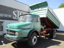 camión Mercedes 1418, KIPPER