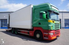 camión frigorífico Scania