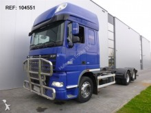 camion DAF XF105.460 CHASSIS EURO 5